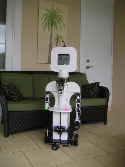Home page robotbasic