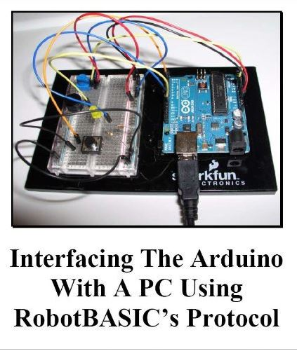 Arduino Programs E Book Programszip Compressed Archive In ZIP Format 187 KB RobotBASIC Projects
